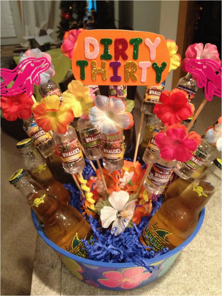 Dirty 30 Birthday Decorations 8 Best 30th Ideas Images On Pinterest