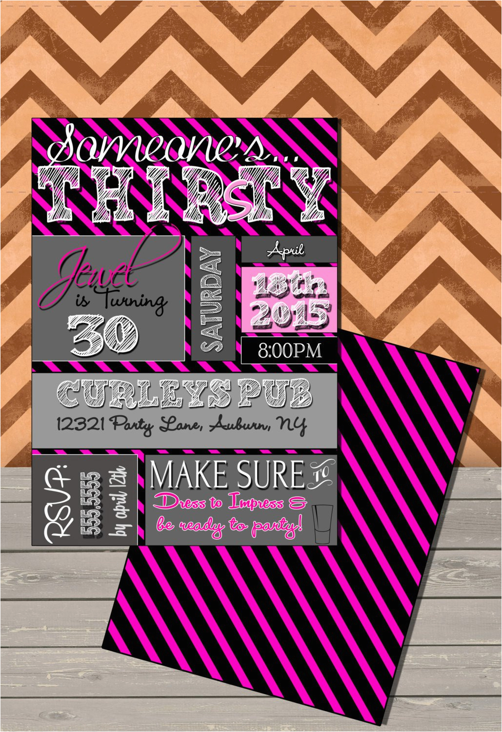Dirty 30 Birthday Invitation Templates Thirty Invitations Best Party Ideas