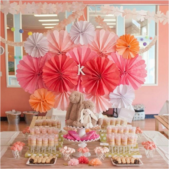 how to make a childs birthday party decorations at home