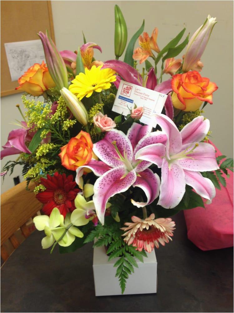 my beautiful birthday flowers yelp