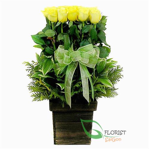 saigon birthday flowers delivery cheap