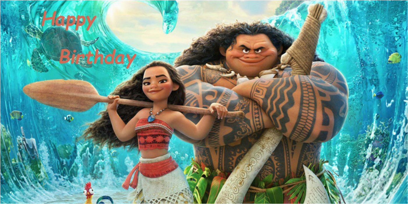 moana birthday moana birthday cards pinterest moana