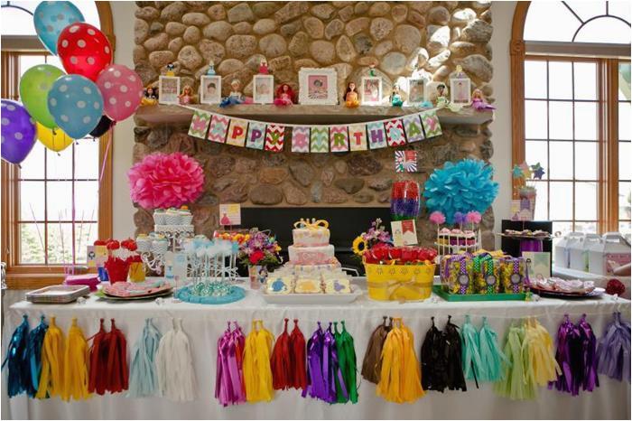 Disney Princess Birthday Party Ideas Decorations Kara 39 S Planning