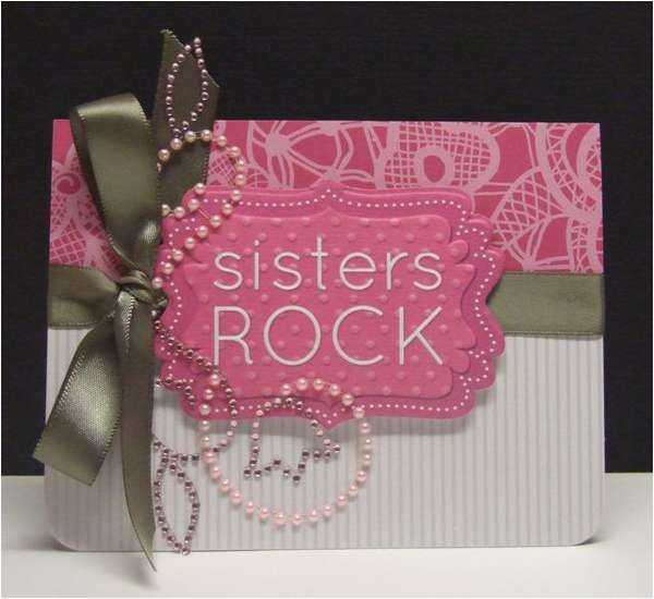 42 best images about sister cards on pinterest diy