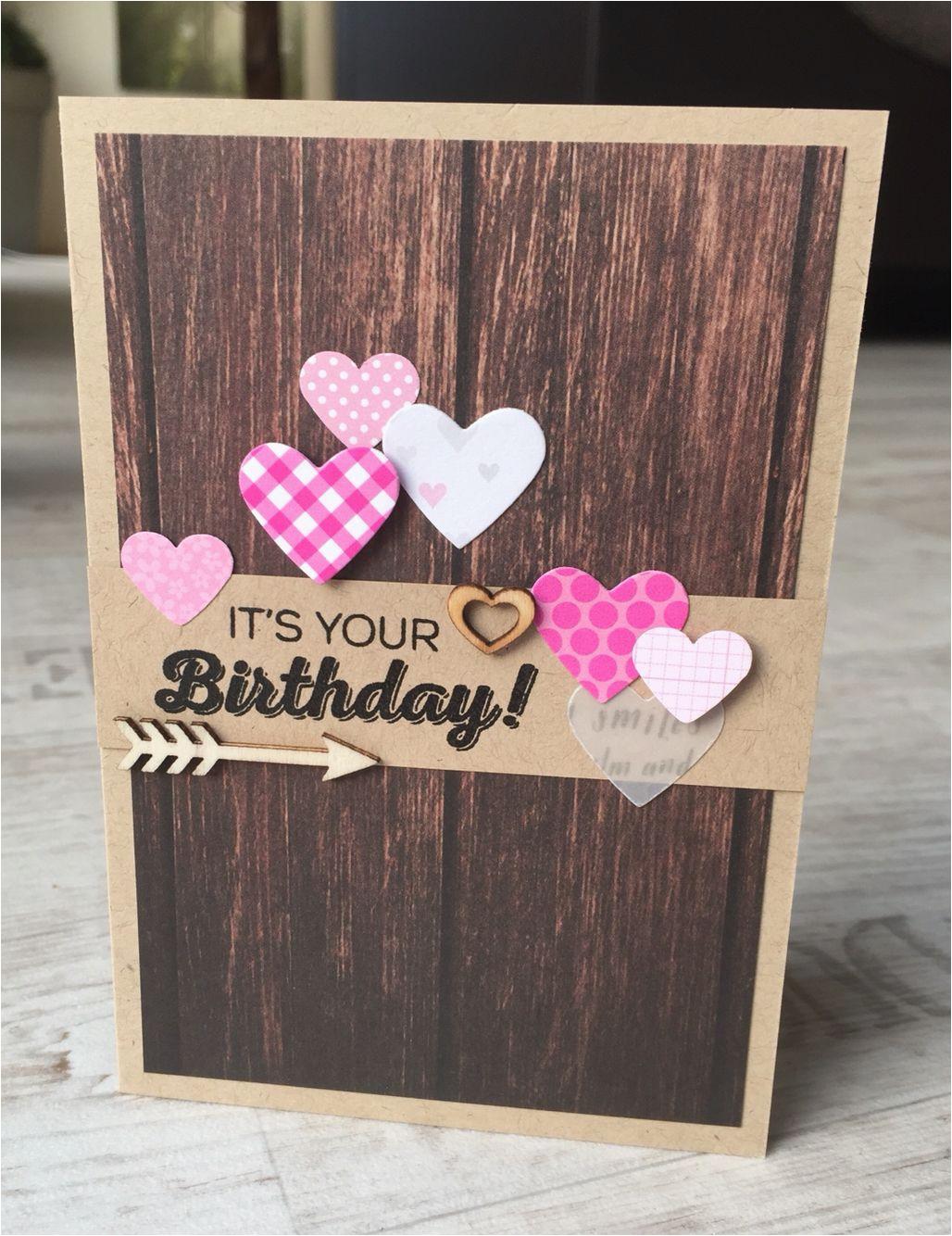 Diy Birthday Cards For Sister Best 25 Ideas On Pinterest