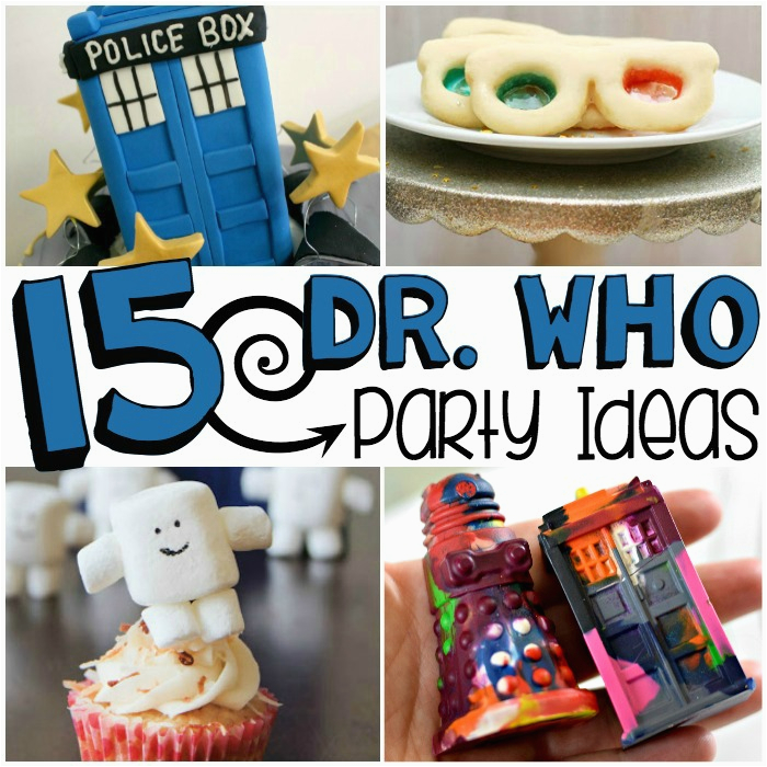 dr who party