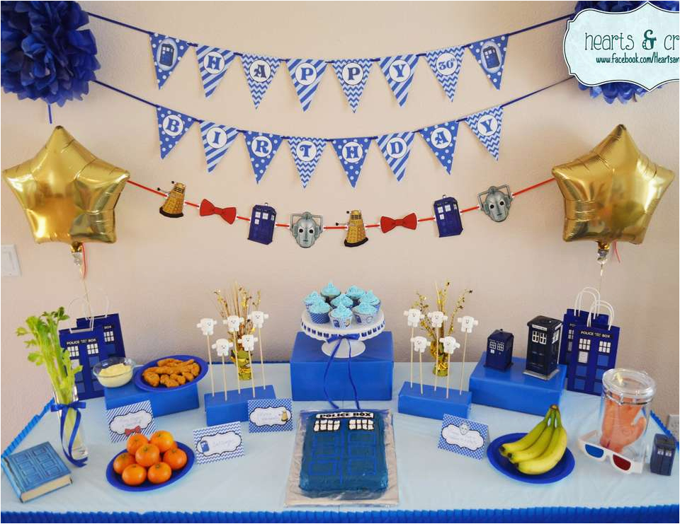 doctor who 30th birthday