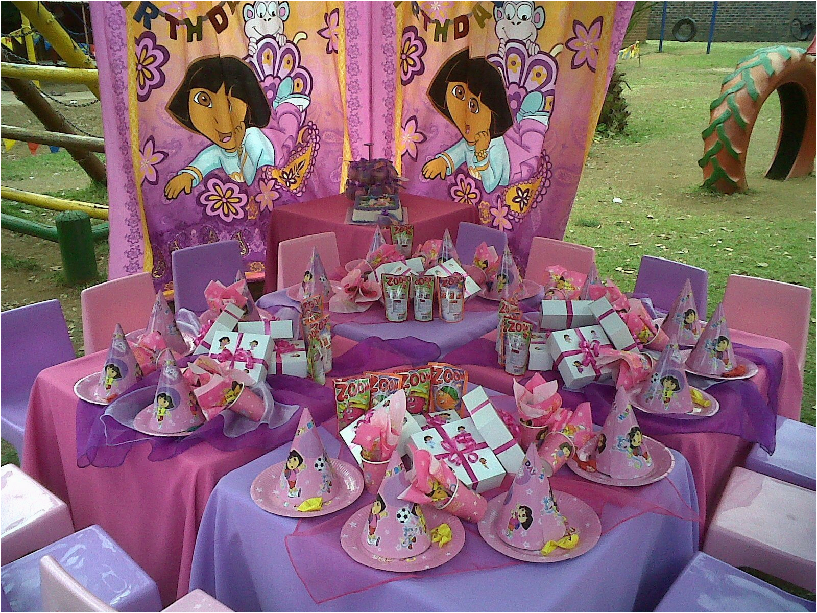 party and birthday themes