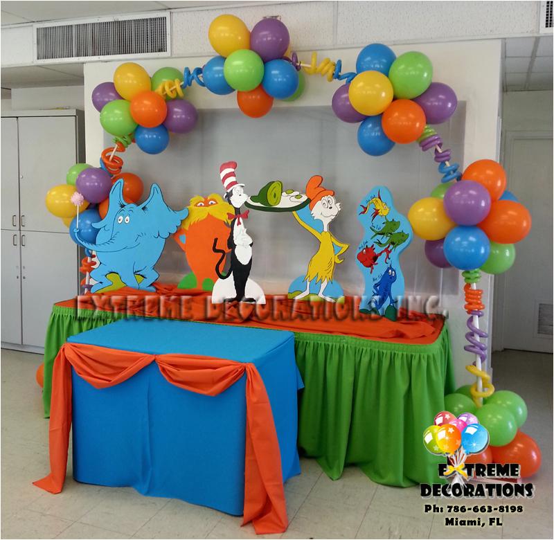 balloon table decoration ideas