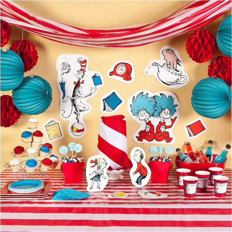 Dr Suess Birthday Decorations Dr Seuss Invitation Wording All Urz Party Planning