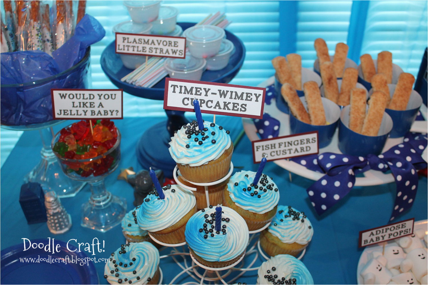 doctor who party week games