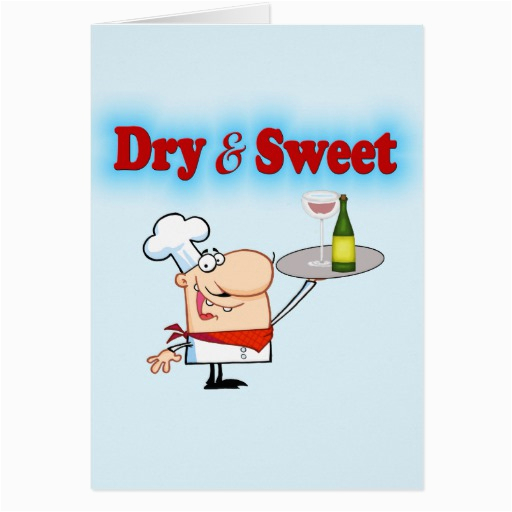 funny chef greeting cards