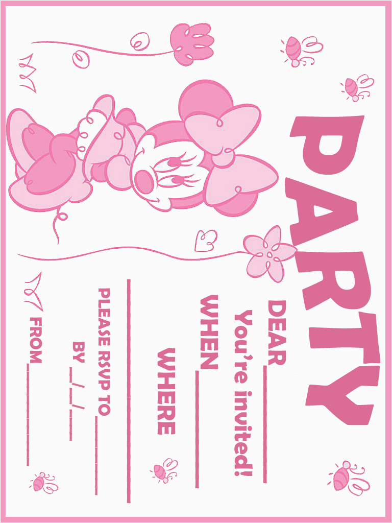 3 extraordinary free 1st birthday invitations templates