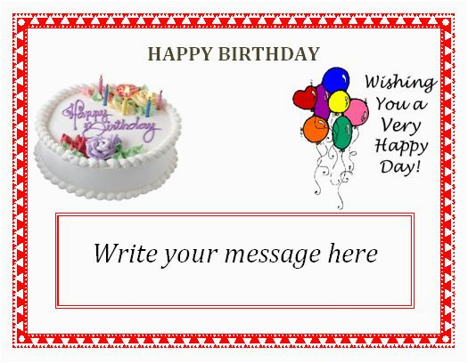 9 beautiful free editable birthday invitation templates