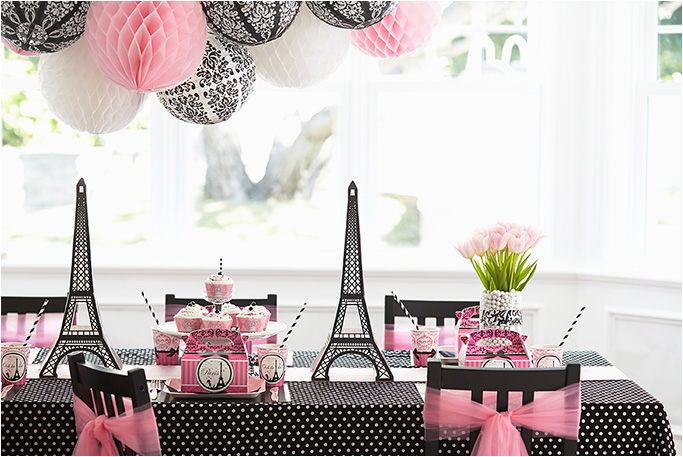 paris jewelry making beading birthday party for tweens