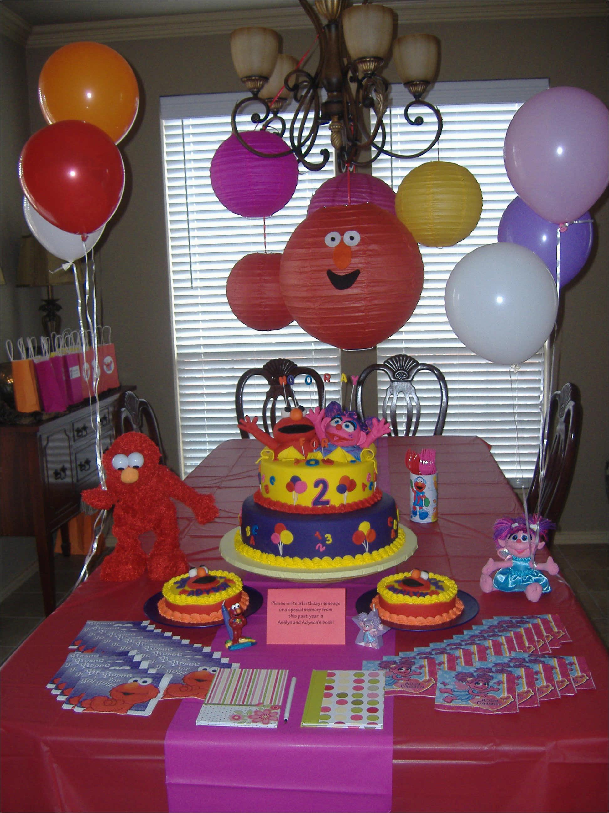 Elmo Birthday Decorations Ideas Baby Shower Best Decoration