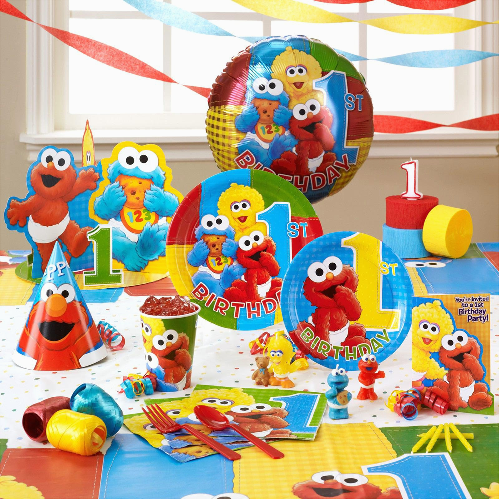 Elmo Decorations for 1st Birthday Elmo Birthday Party Tips Home Party Ideas