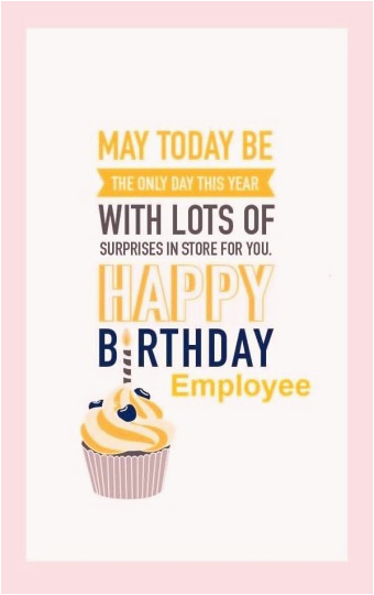 birthday wishes for employee nicewishes com
