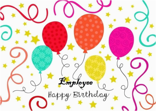 Employee Birthday Card Messages Wishes For Page 2 Nicewishes Com