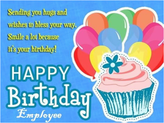 birthday wishes for employee page 2 nicewishes com