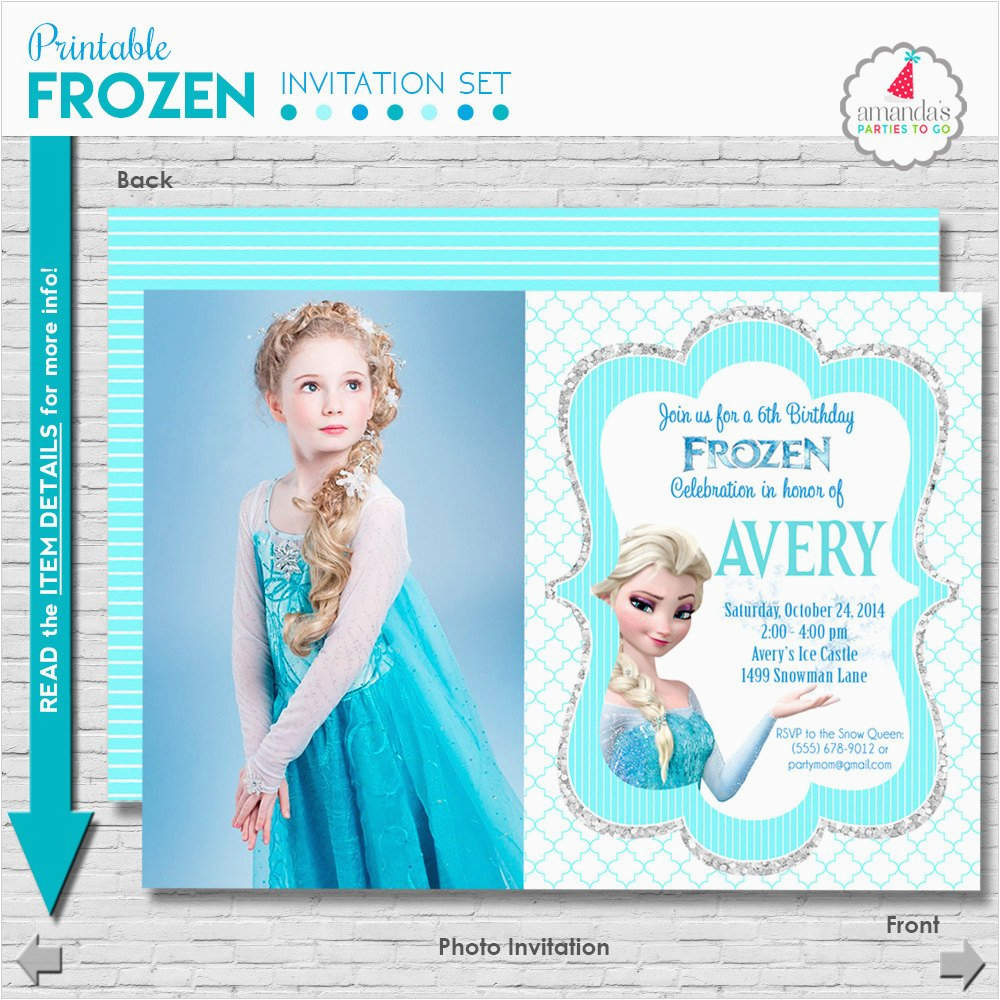 graphic about Frozen Invites Printable named Evite Frozen Birthday Invites Frozen Birthday Invitation