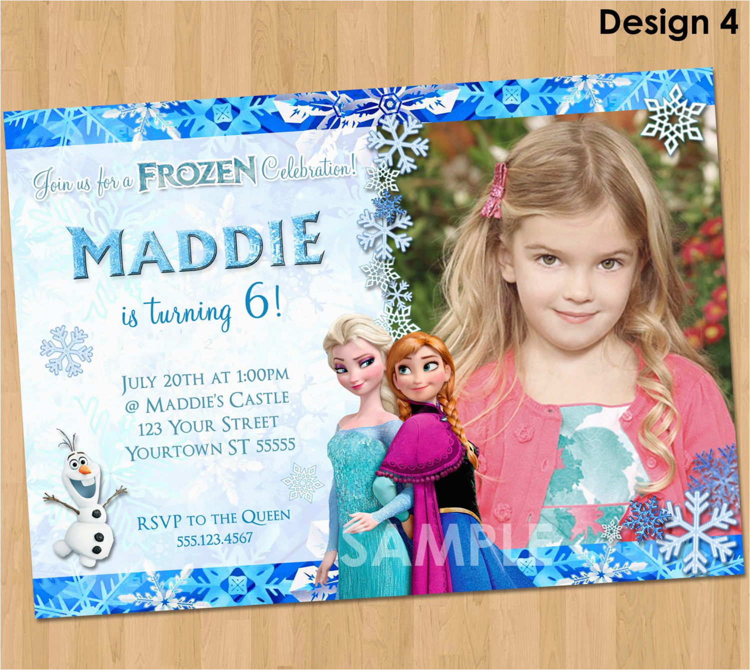 photo about Printable Frozen Invitations called Evite Frozen Birthday Invites Printable Frozen