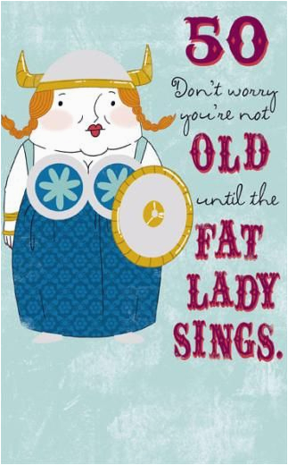 Fat Lady Sings Birthday Card 89 Best Images About Fat Lady On Pinterest Horns Viking