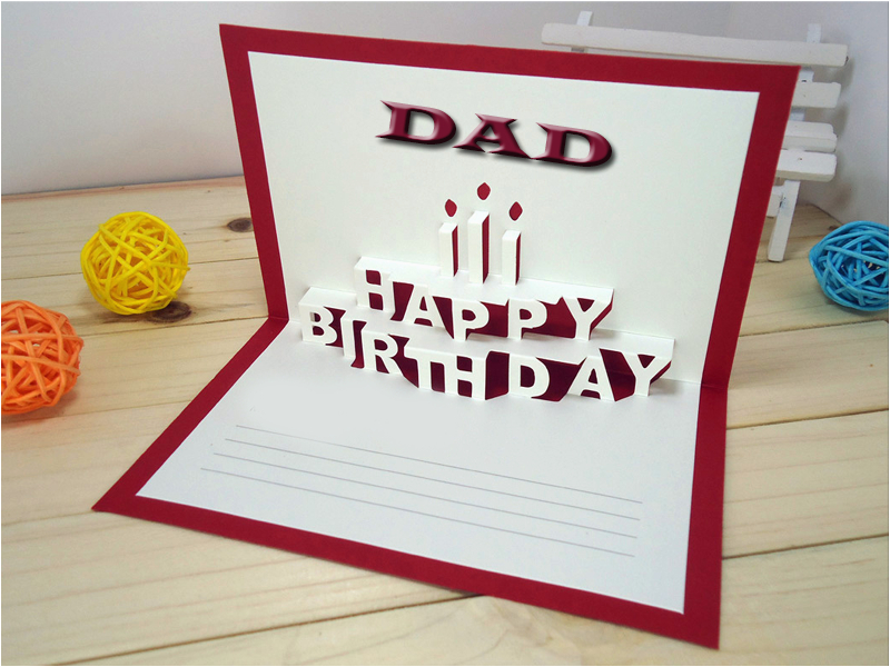 Father to Be Birthday Card Happy Birthday Cards for Father Birthday Wishes