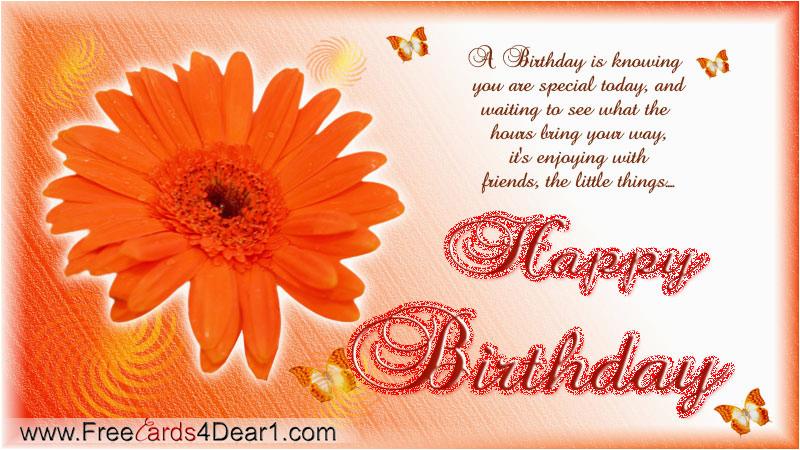 birthdays cards