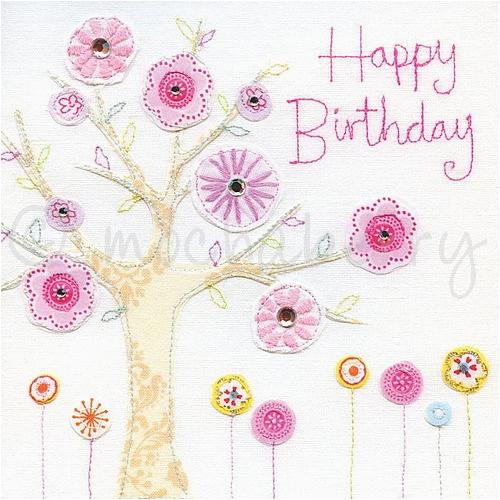 happy birthday card 751 p