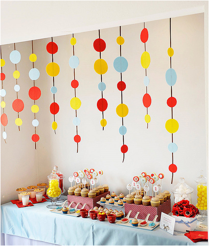 First Birthday Decoration Ideas For Boys 1st Party New