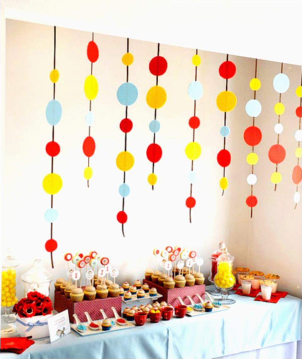 First Birthday Decoration Ideas For Boys 8 Fabulous Party Baby Boy Braesd Com