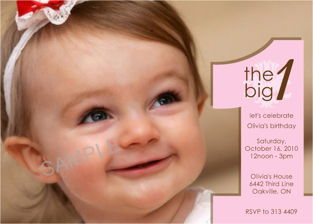 First Birthday Invitation Wording Poem Cheap Template Bagvania Free