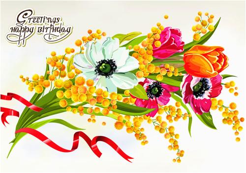 birthday flowers images free savingourboys info