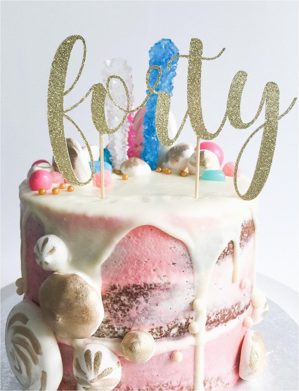 40th birthday gift ideas for women creative fun