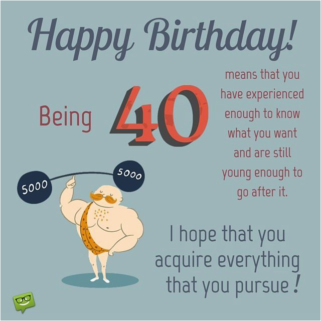Free 40th Birthday Cards For Him