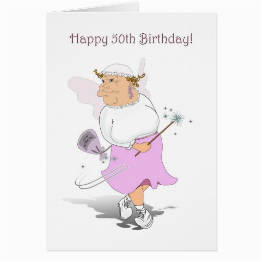 happy 50th birthday card zazzle