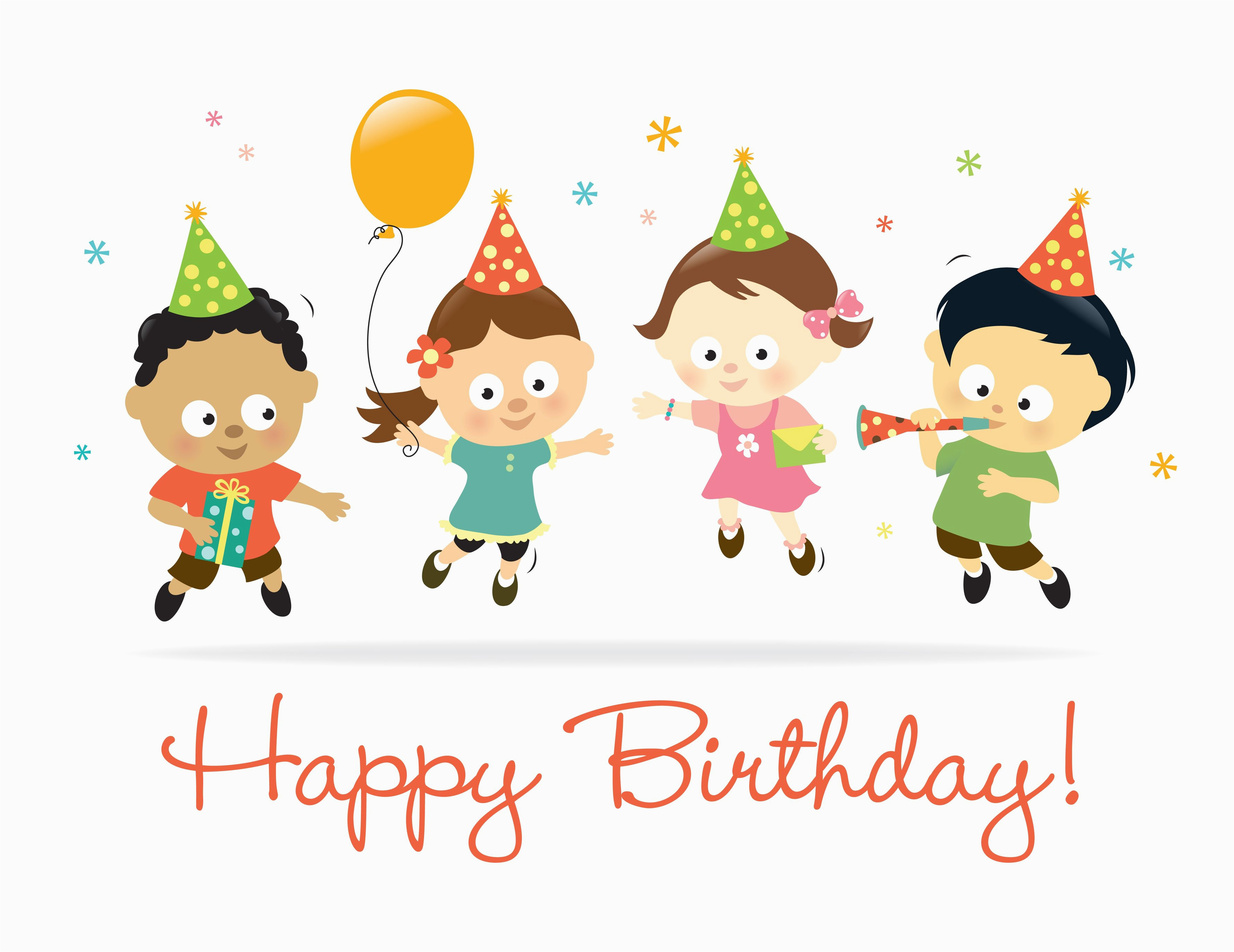 Free Animated Birthday Cards For Kids Animations Download 9to5animations Com