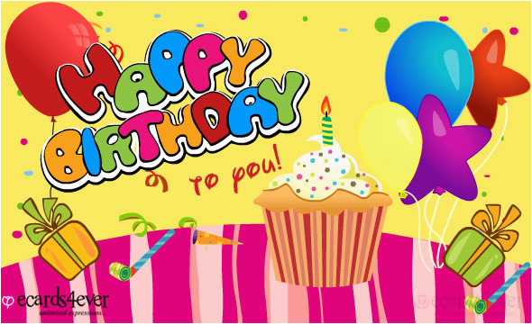 Free Animated Birthday Cards For Kids Online Greeting Greetings Beautiful