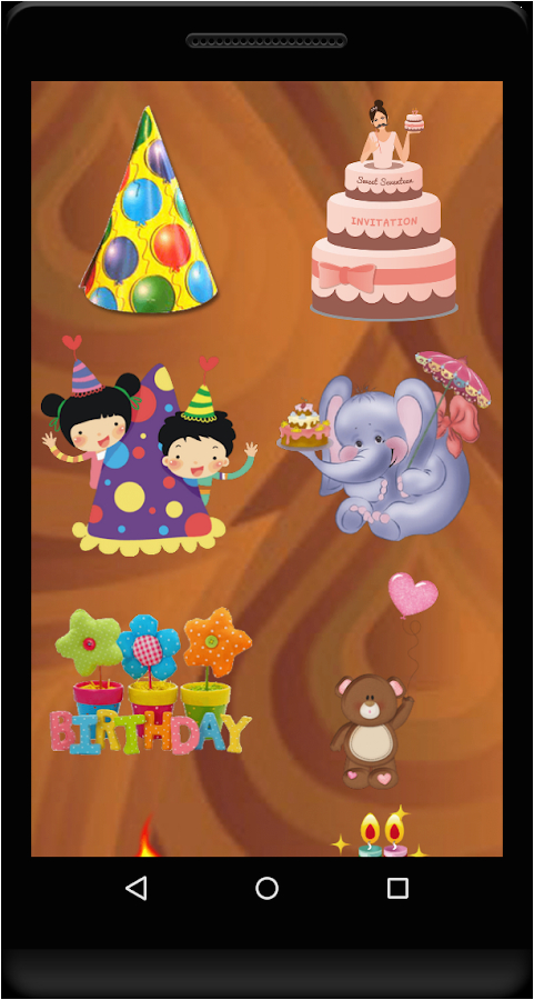 Free Apps For Birthday Invites Invitation Card Maker Android On Google Play