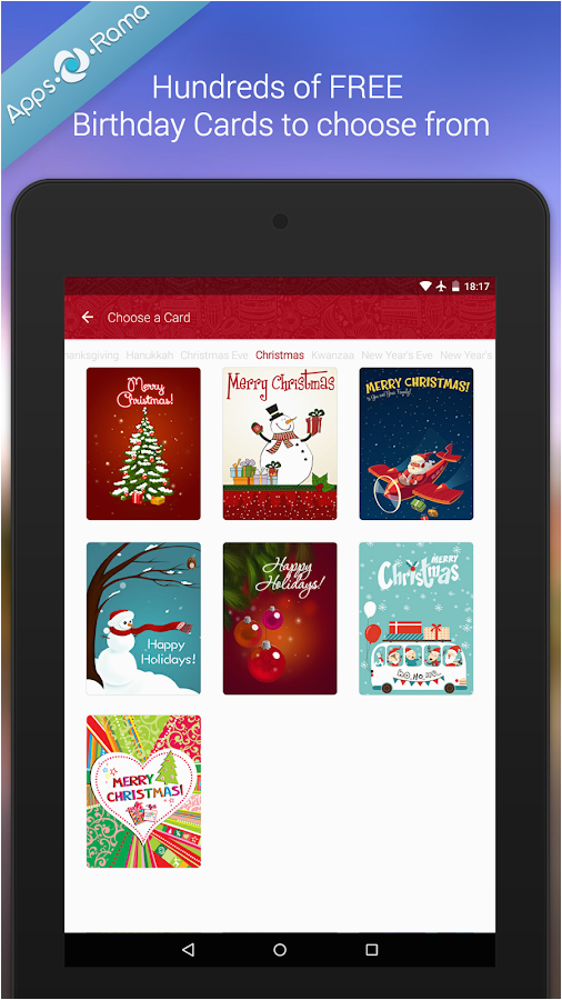 Free Apps For Birthday Invites Cards Android On