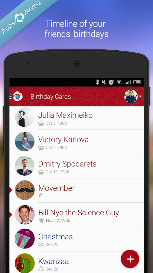 Birthday Card Apps Facebook Picture Details Id Com Appsorama Bday