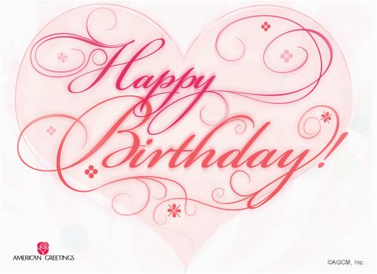 Free Birthday Cards American Greetings Wish You Were Near Happy Ecard