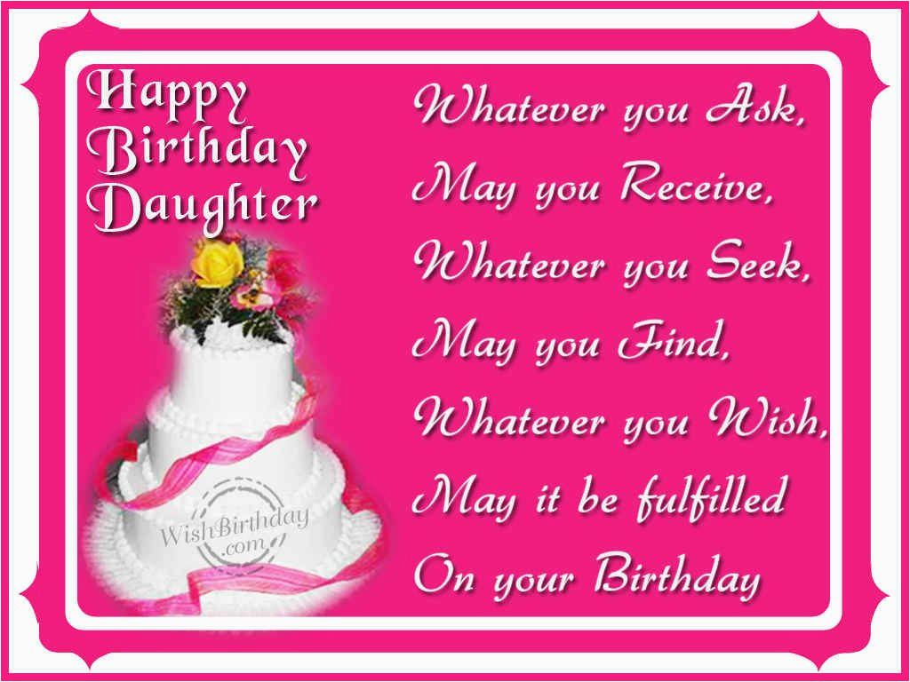 birthday wishes for step daughter birthday images pictures