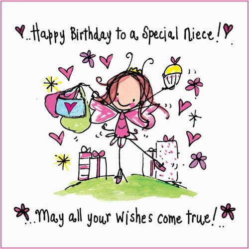 Free Birthday Cards For My Niece Special Wishes Images Quotes Messages