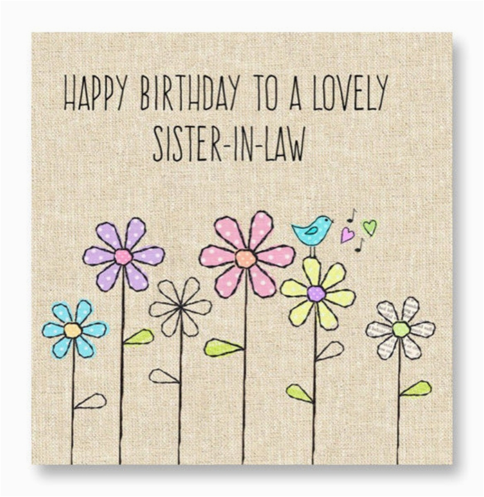 Free Birthday Cards For Sister In Law Birthdaybuzz