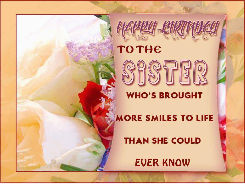 Happy Birthday Sister Part 3