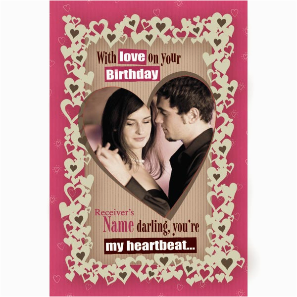 Free Customized Birthday Cards Online Personalized Gifts For Husband Lamoureph Blog