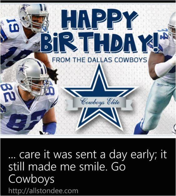 cowboys birthday card dallas cowboys pinterest