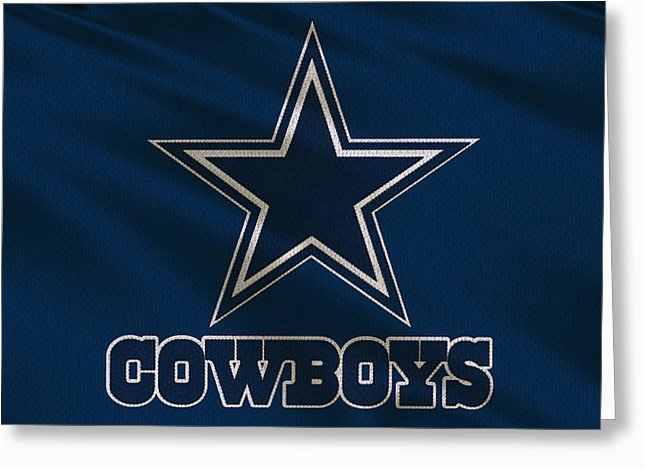 dallas cowboys greeting cards for sale